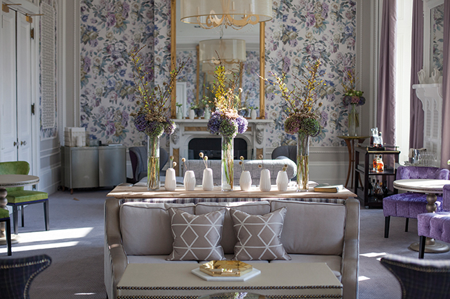 Hampton Manor The Parlour