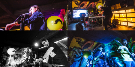Bandwagon Philippines turns 4 with Lola Amour, Squid 9, Tarsius, BP Valenzuela – photo gallery