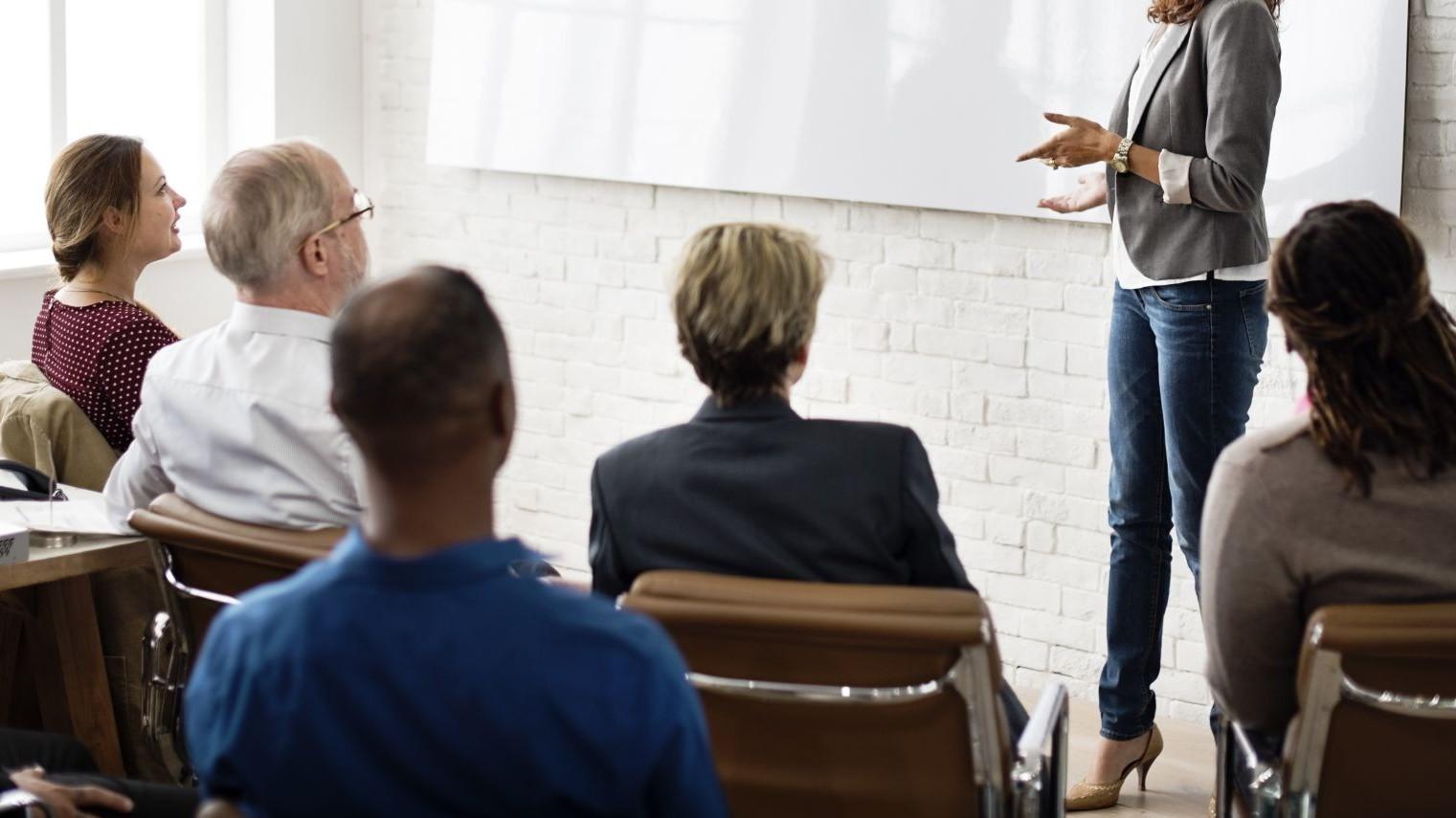 Représentation de la formation : COL11 - Formateur occasionnel : Construire et animer efficacement une formation