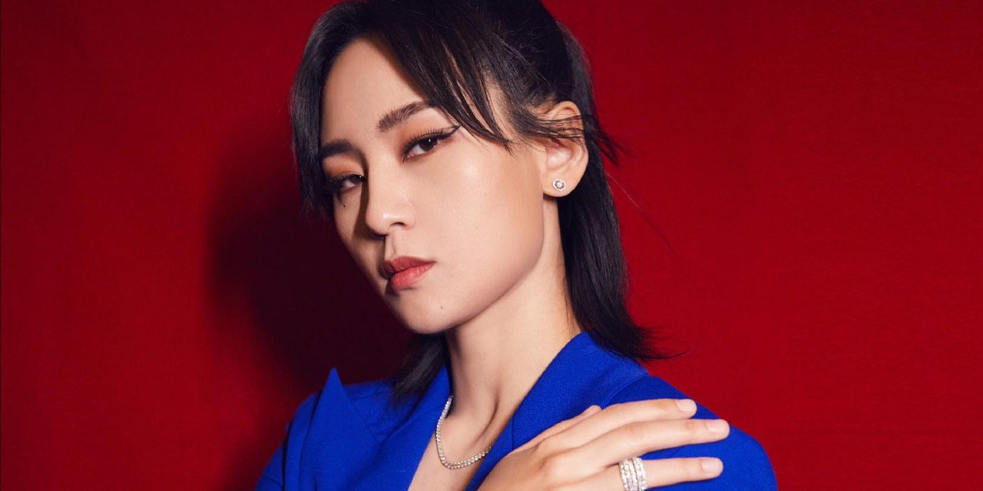 Mandopop artist Bibi Zhou releases new album, Slime