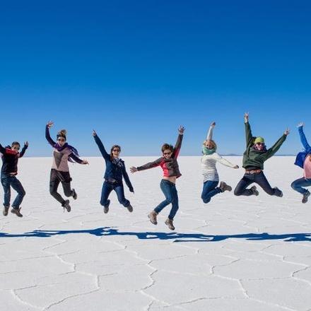 Uyuni Salt Flats & Desert Adventure 4D/3N (La Paz to Atacama)