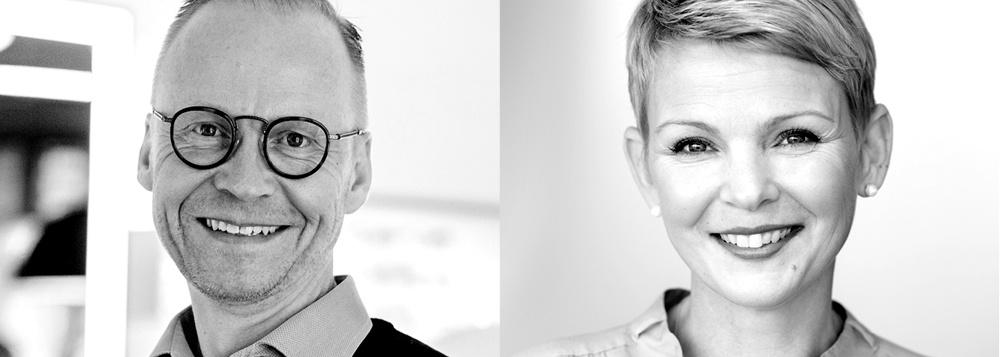 Smarteyes rekryterar två nya ledare - MIkael Parsmo och Therese Arnqvist.