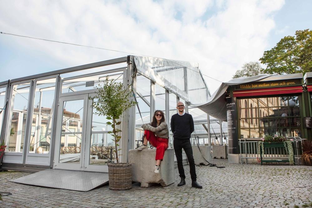 Stella Scocco, Nöjeschef & Samuel Laulajainen VD
