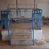Bimah 2, Tomb and Synagogue, Al-Hammah, Tunisia, Chrystie Sherman, 7/13/16