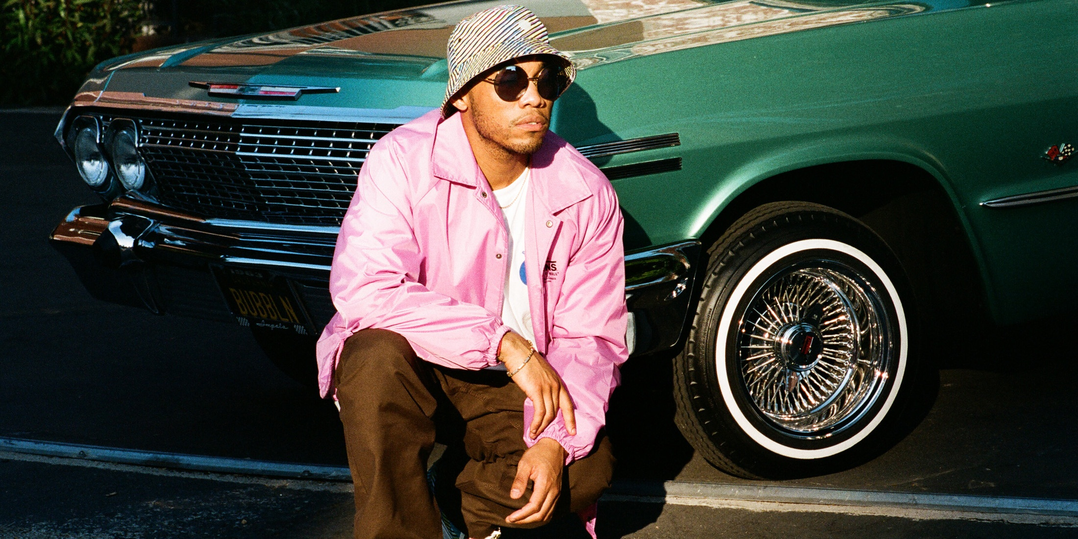Anderson .Paak announced as Vans' first Global Music Ambassador with exclusive Vans collection