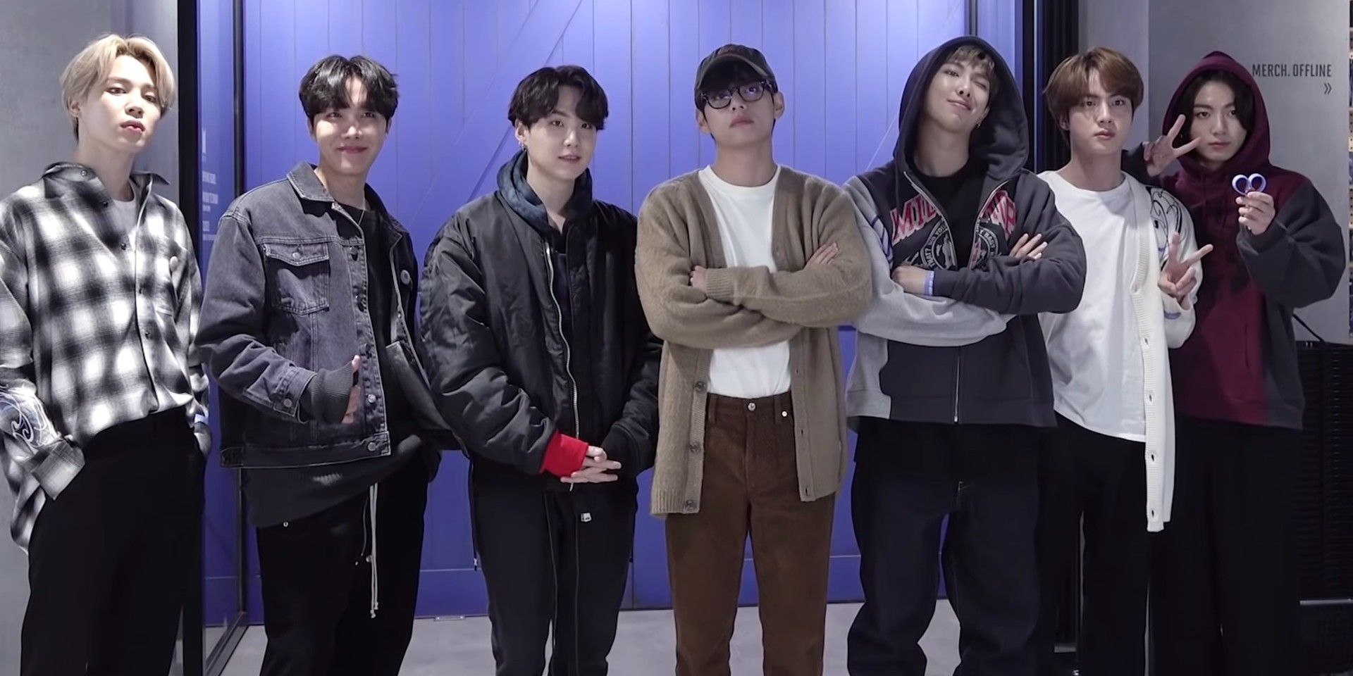 BTS 'MAP OF THE SOUL' pop-up to open in Taipei