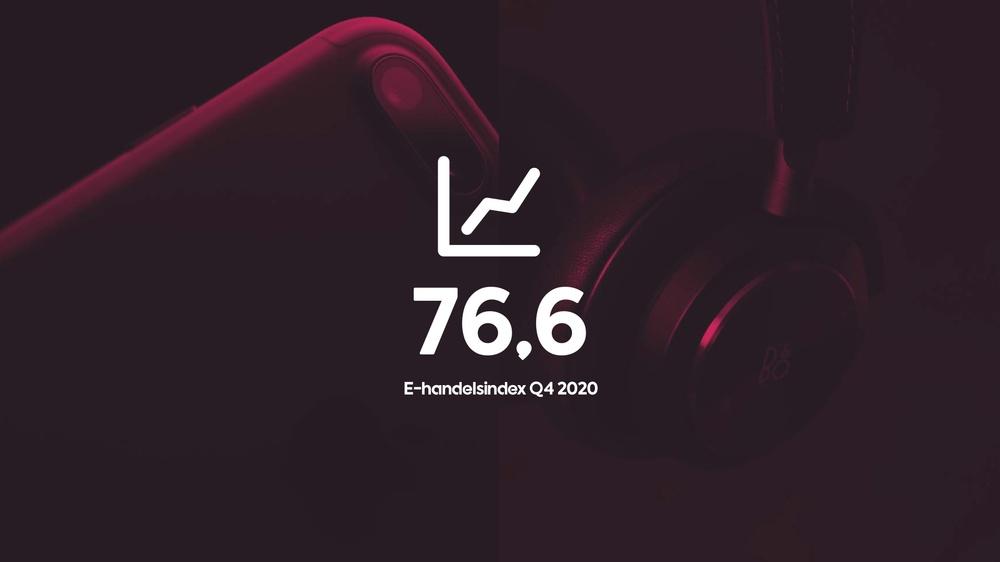 E-handlerindex Q4 2020