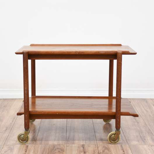 Solid maple mission style coffee table by bassett for 60s style coffee table