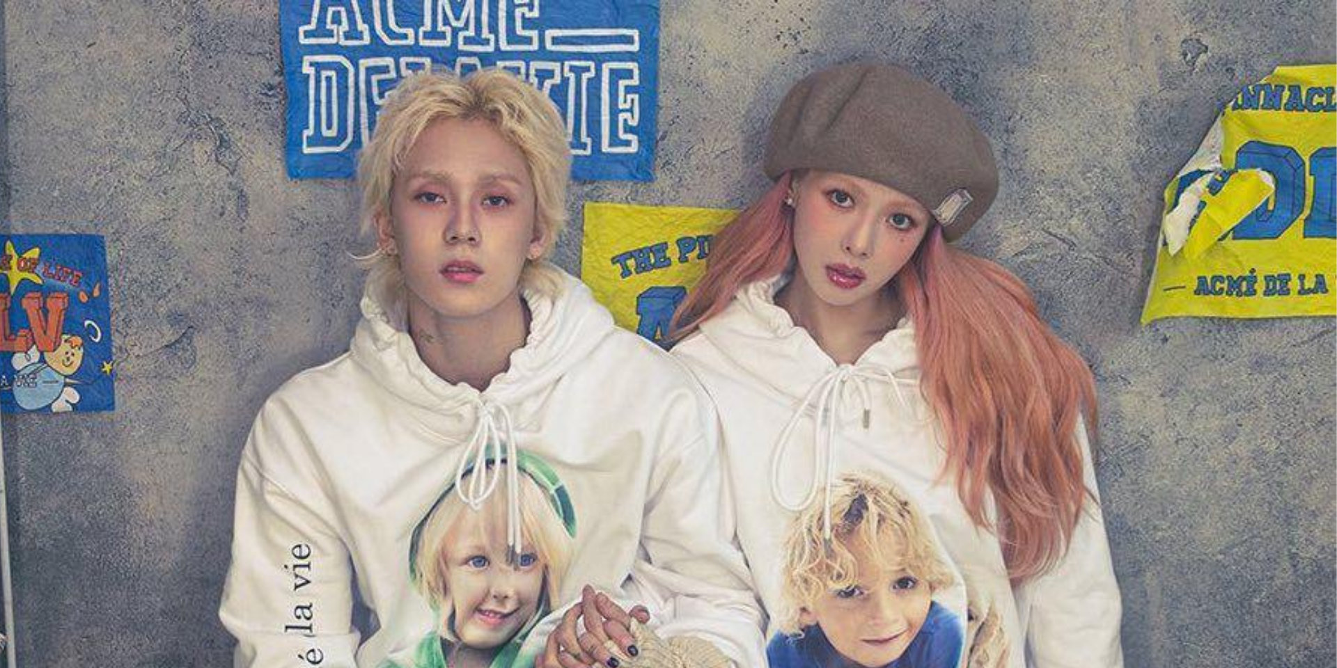 HyunA and DAWN release collaborative EP '1+1=1' with music video for 'PING PONG' - watch