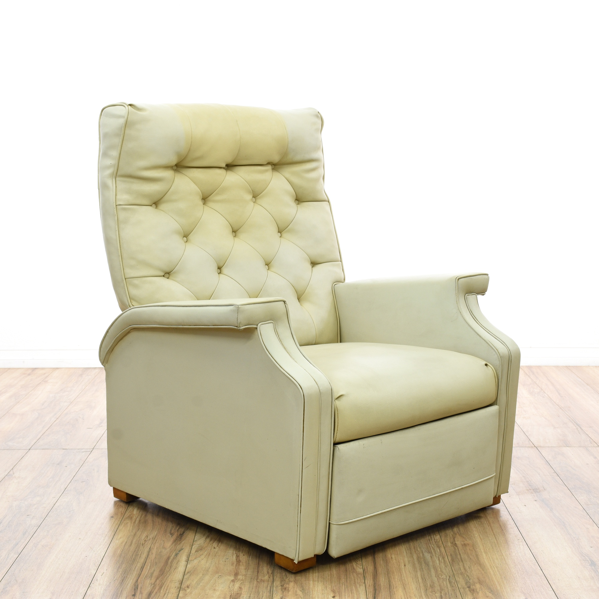 Quot Stratolounger Quot Mid Century Modern Tufted Recliner