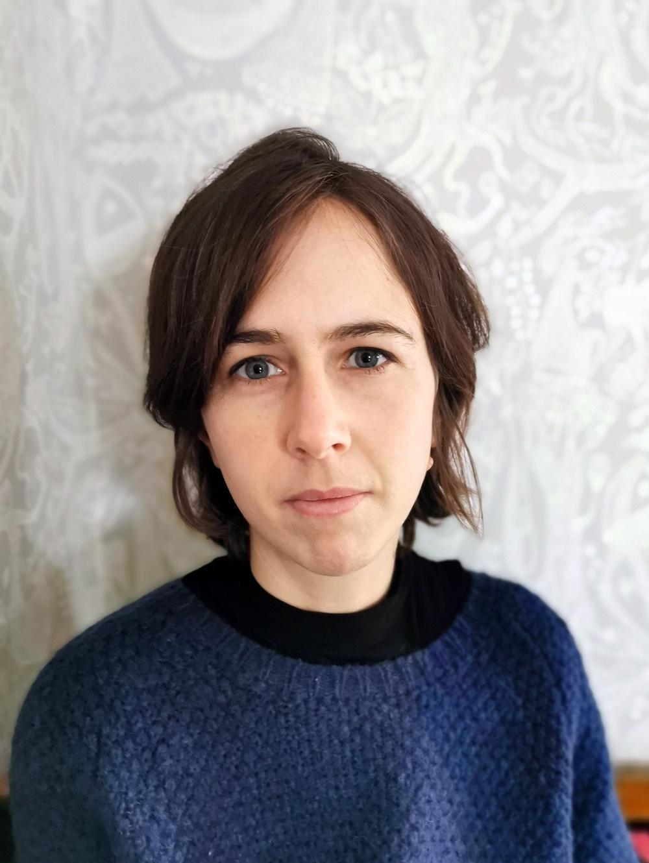Porträttfoto Johanna Arvidsson.