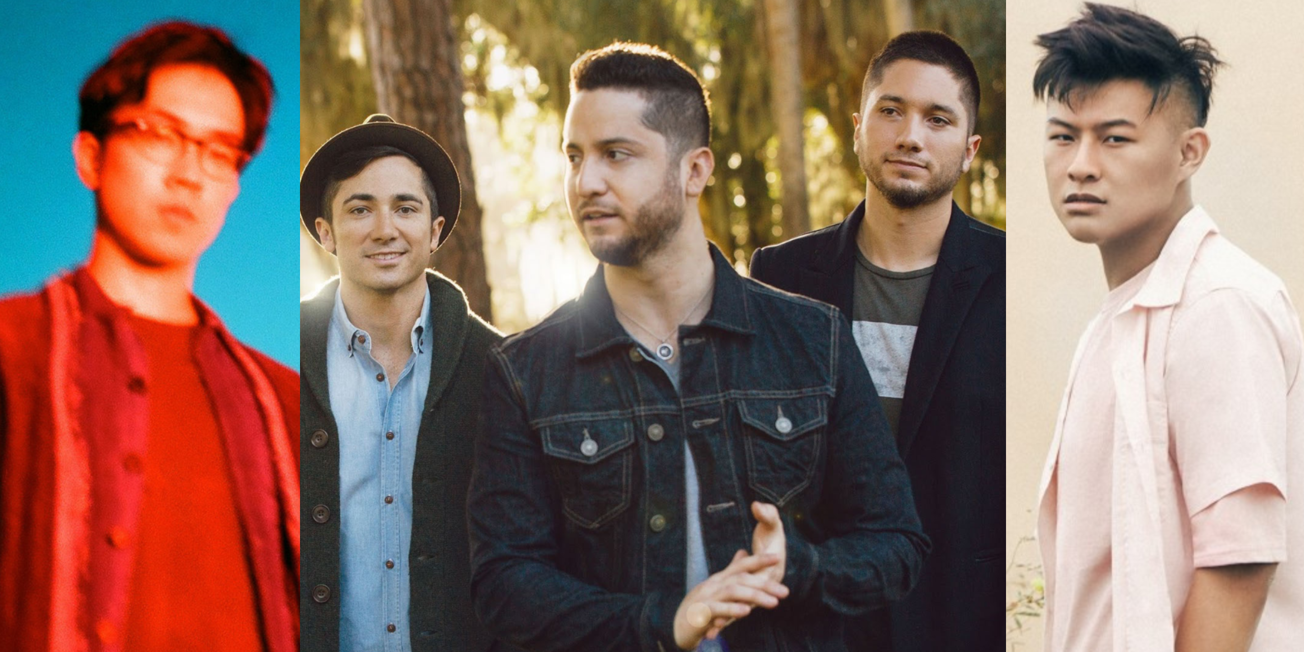 Boyce Avenue, Charlie Lim, LEW and more to perform at ChillFest @ The Green