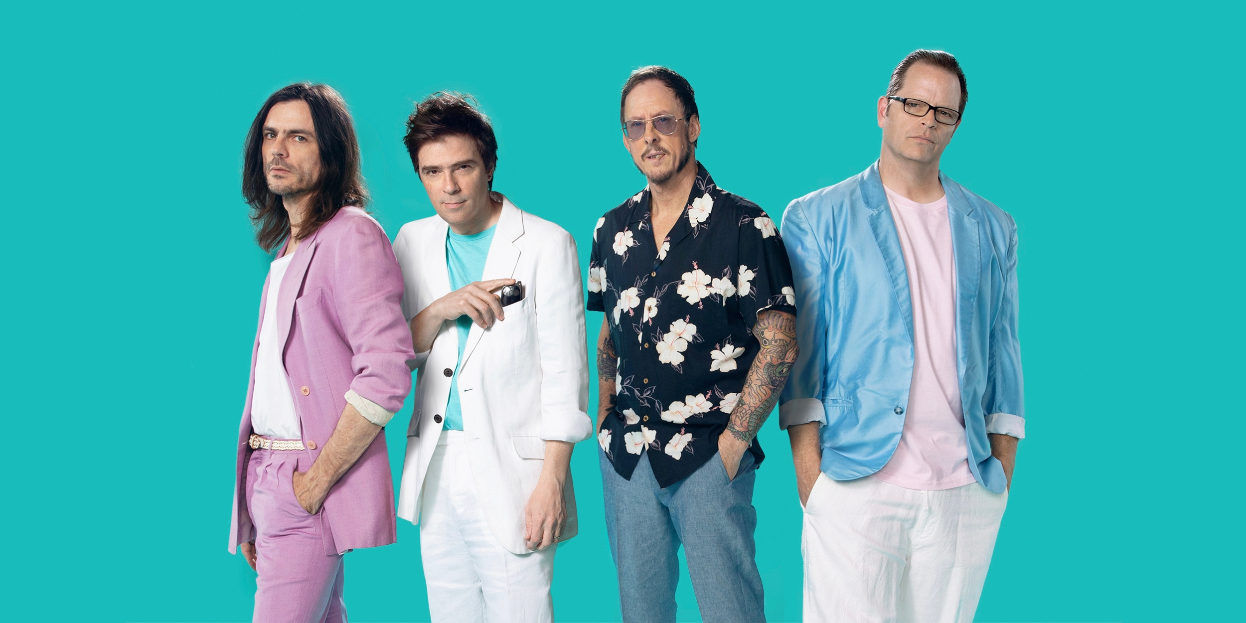 Weezer releases surprise covers album of Michael Jackson, Black Sabbath and more  – listen