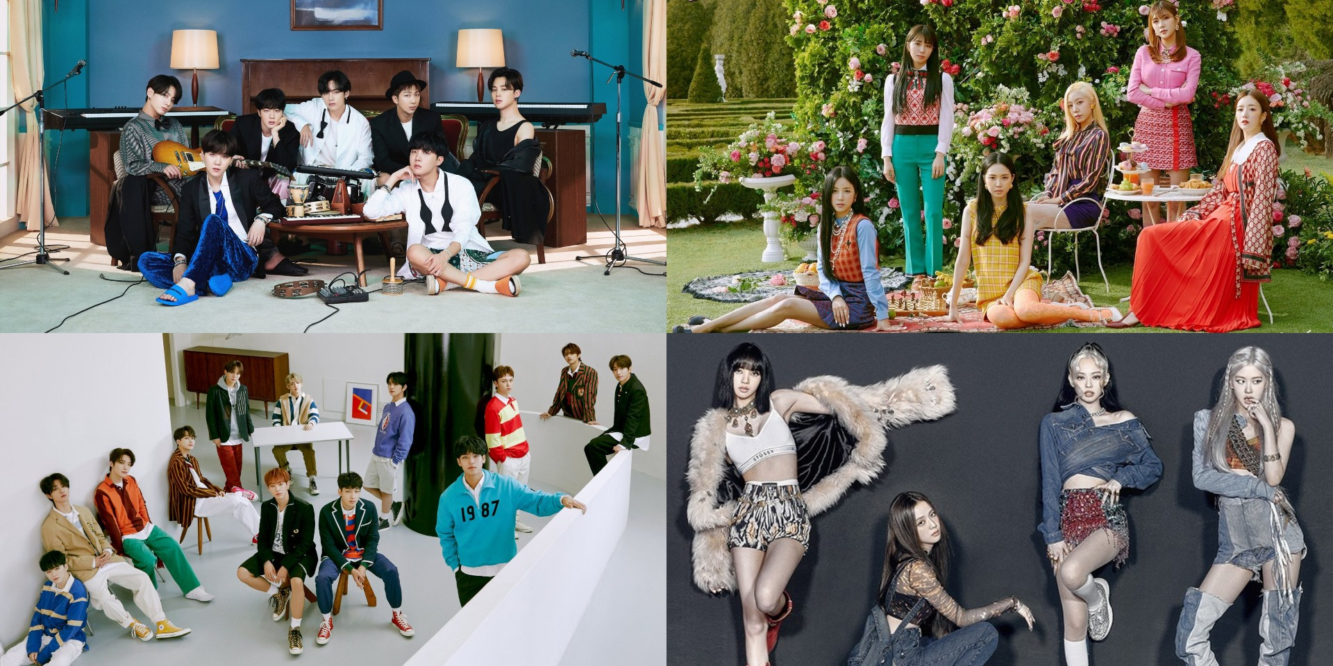 BTS, SEVENTEEN, Apink, BLACKPINK, and more nominated for Melon Music Awards 2020, BTS to perform