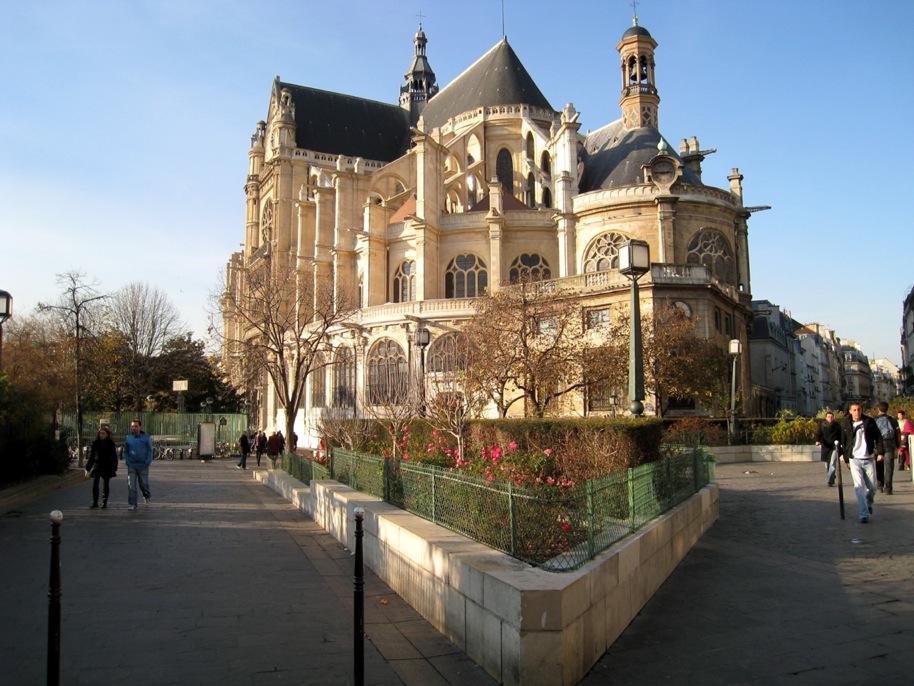 Eglise Saint-Eustache, Paris