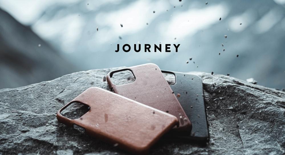 Journey iPhone 12 Pro MagSafe-skal
