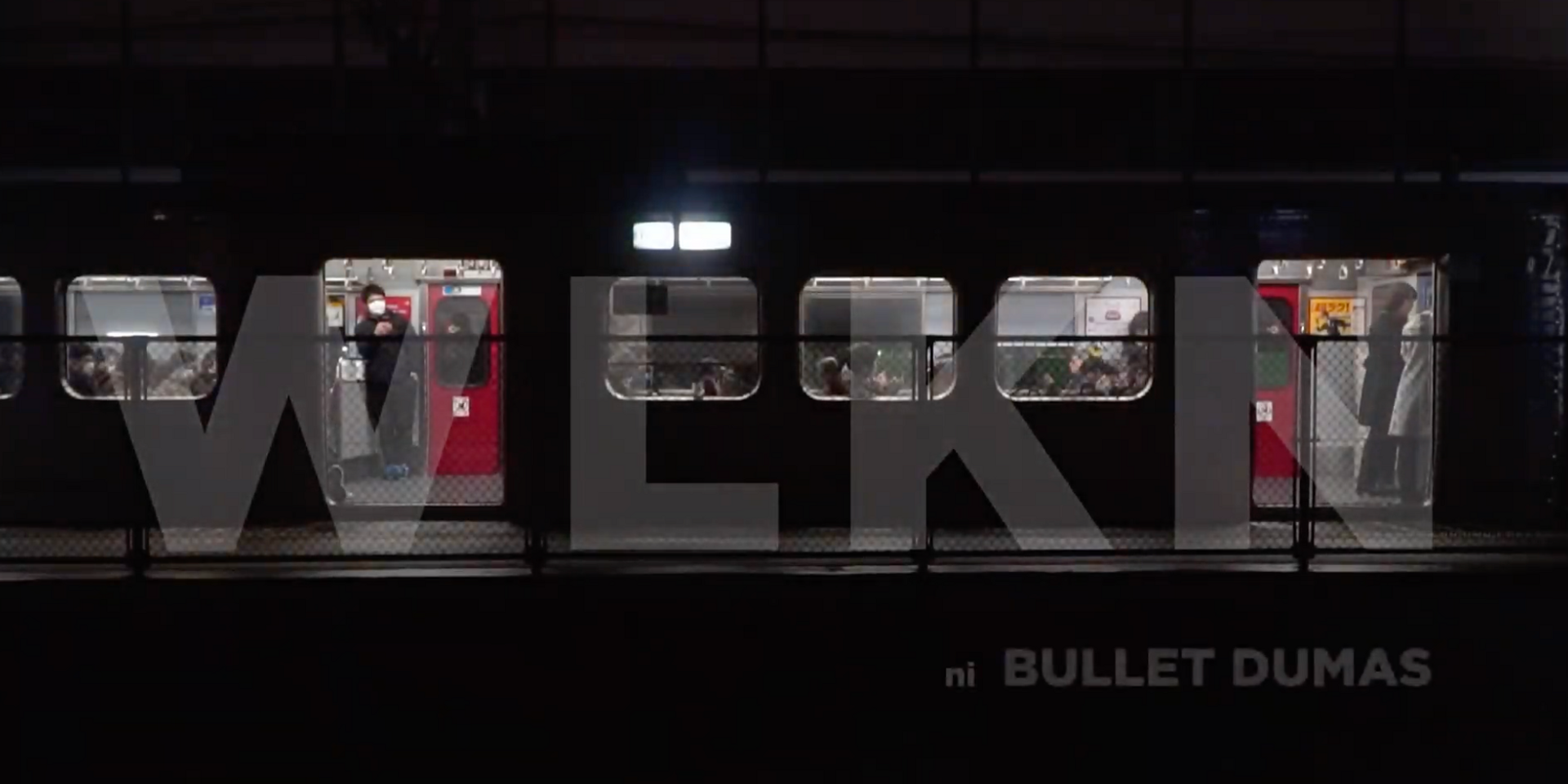 Bullet Dumas returns with surprise music video, 'WLKN' – watch