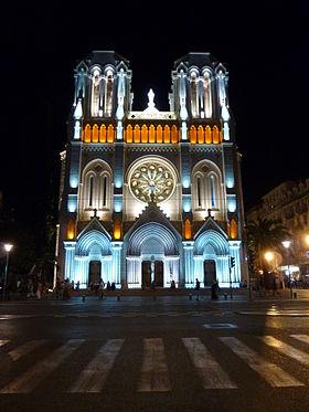 Basilique Notre-Dame, Nice (FR)
