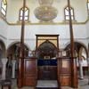 Bimah 3, Slat Ribi Shalom, Djerba (Jerba, Jarbah, جربة), Tunisia, Chrystie Sherman, 7/7/16