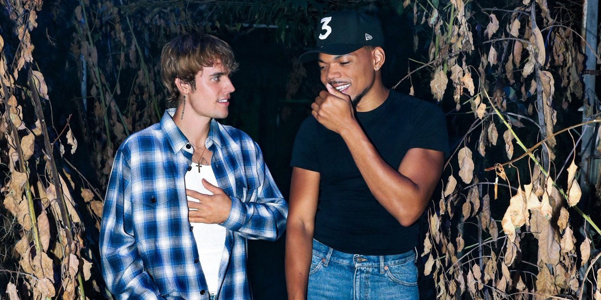"""Justin Bieber starts """"new era"""" with 'HOLY', his new collab with Chance The Rapper – watch"""