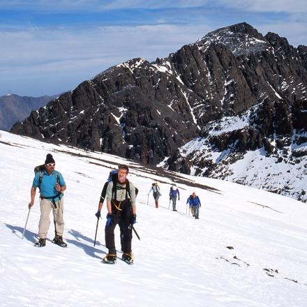 Mt Toubkal Winter Climb
