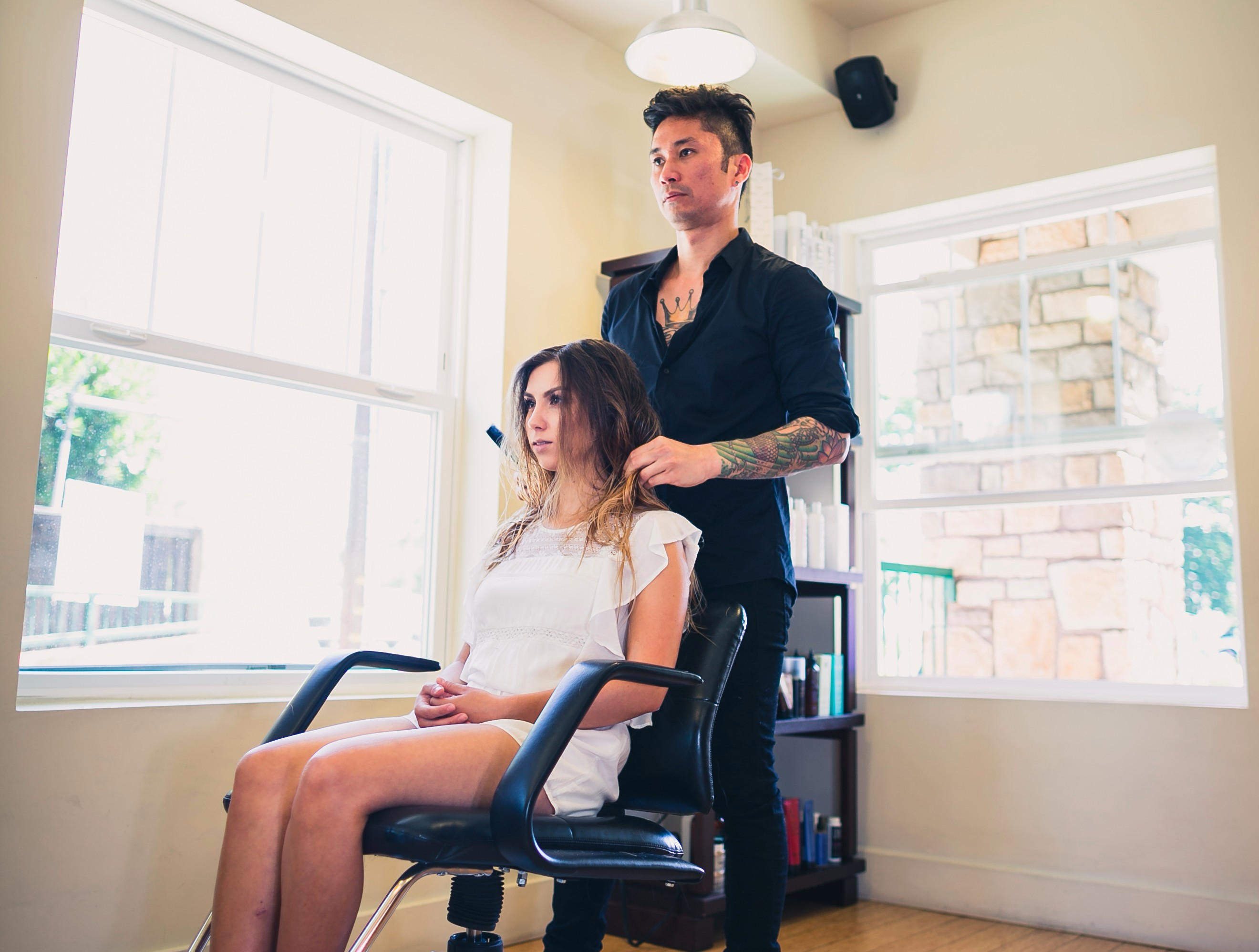The Shave Salon HTML Theme