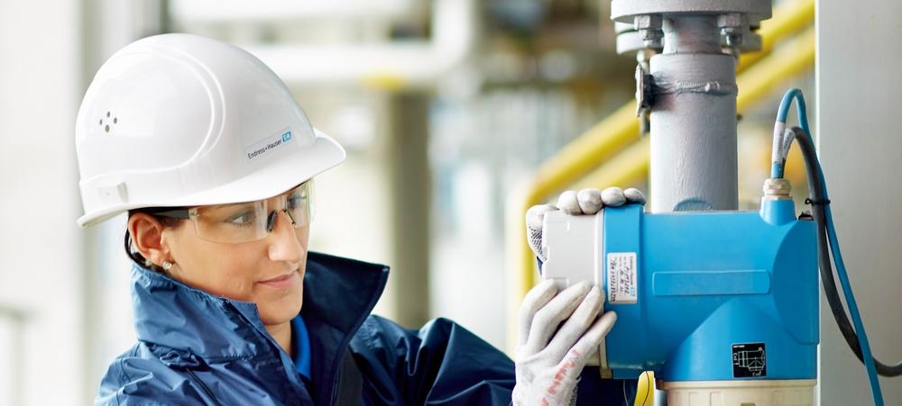 Endress+Hauser erbjuder processlösningar för flöde, nivå, tryck, analys och temperatur samt registrering och digital kommunikation. Foto: Endress+Hauser