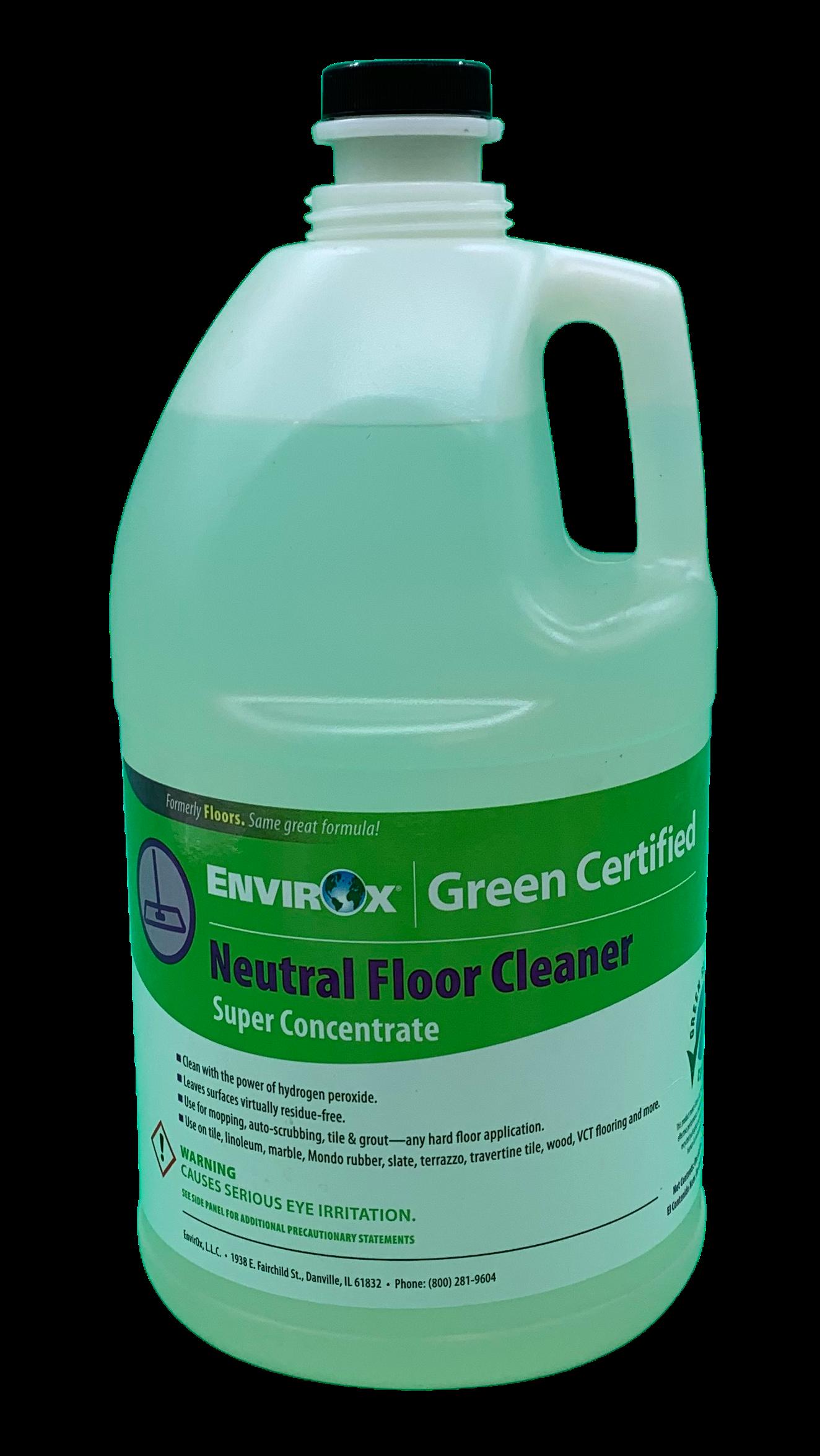 Envirox 'Super Concentrate: Floors'