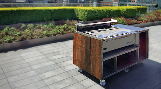 Synergy Grill Technology Outdoor Unit