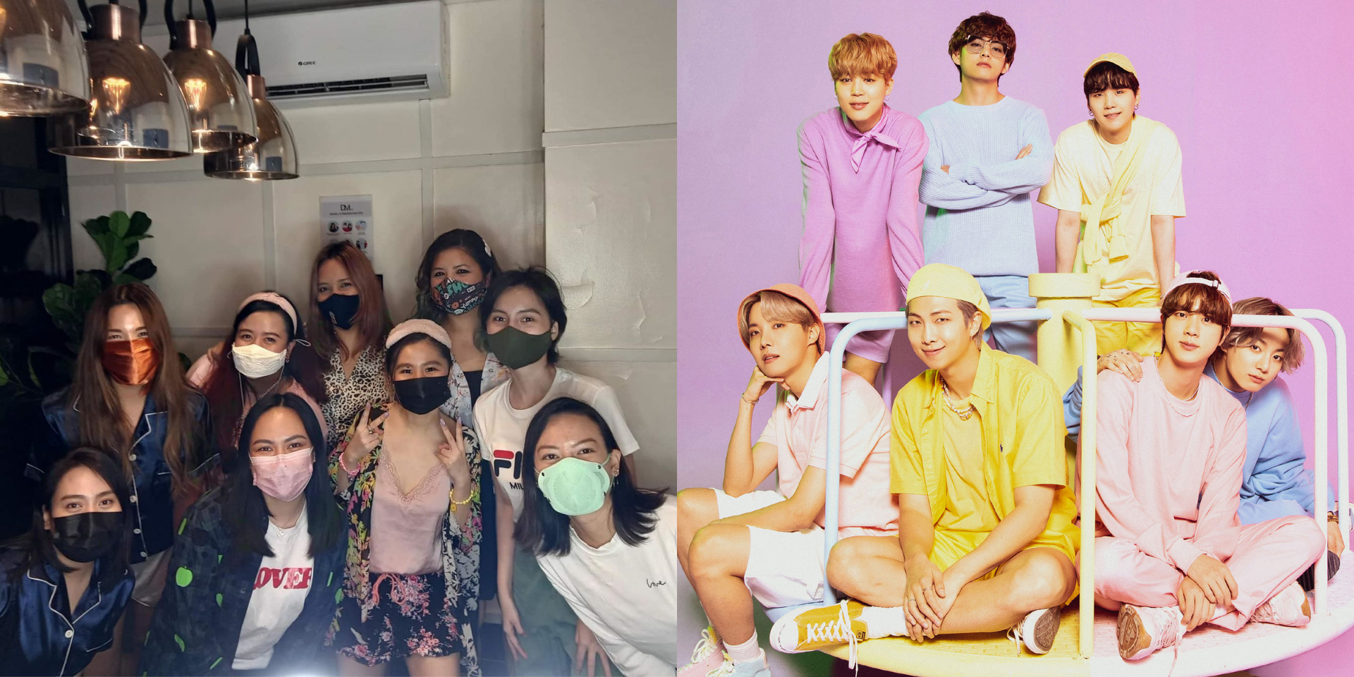 Titas of BTS on loving and supporting each other through the ongoing pandemic with music and stories