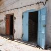 Synagogue Exterior 3, Synagogue, Qebili (Kebili, ڨبلي), Tunisia, Chrystie Sherman, 7/12/16