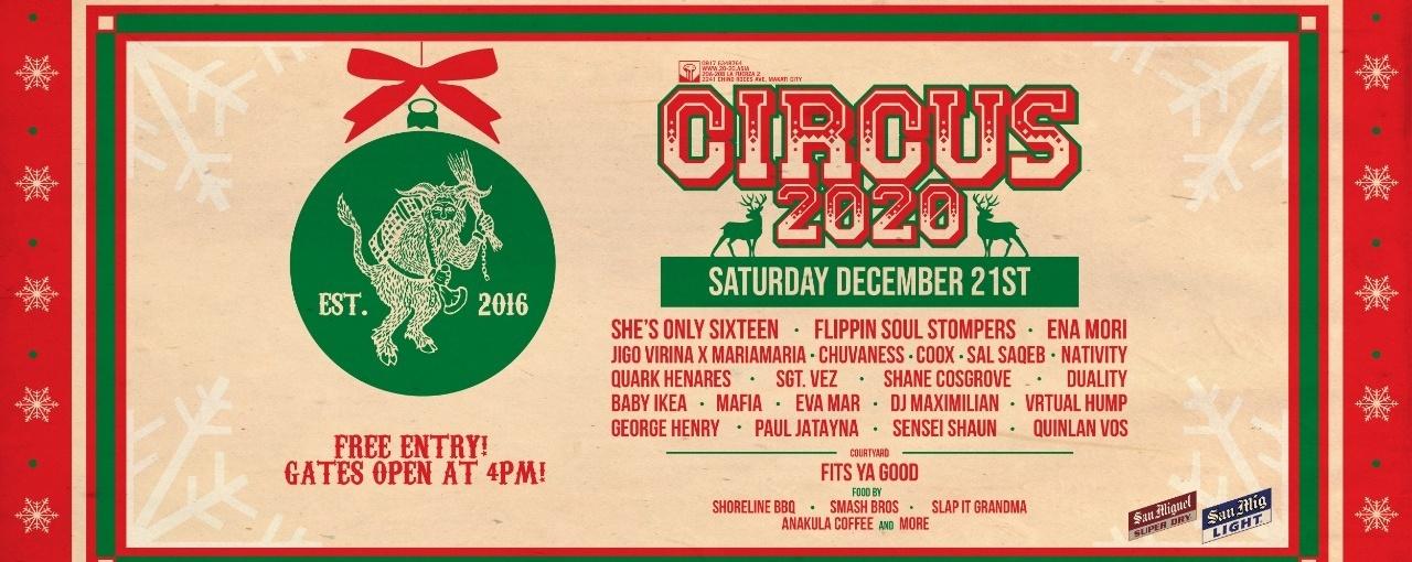 Circus 2020 (Christmas Edition)