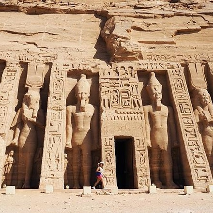 Abu Simbel, Aswan, Egypt