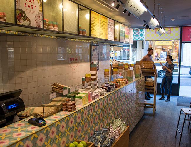 Nusa Kitchen, Moorgate, London
