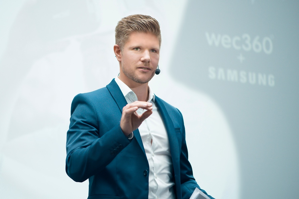 Per Hjaldahl is the company's CTO and one of the original founders of  wec360°.