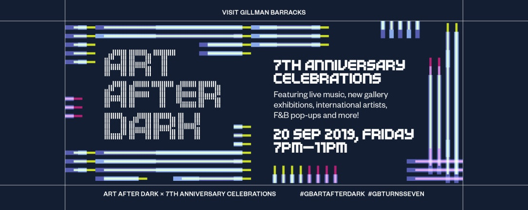Art After Dark x 7th Anniversary Celebrations