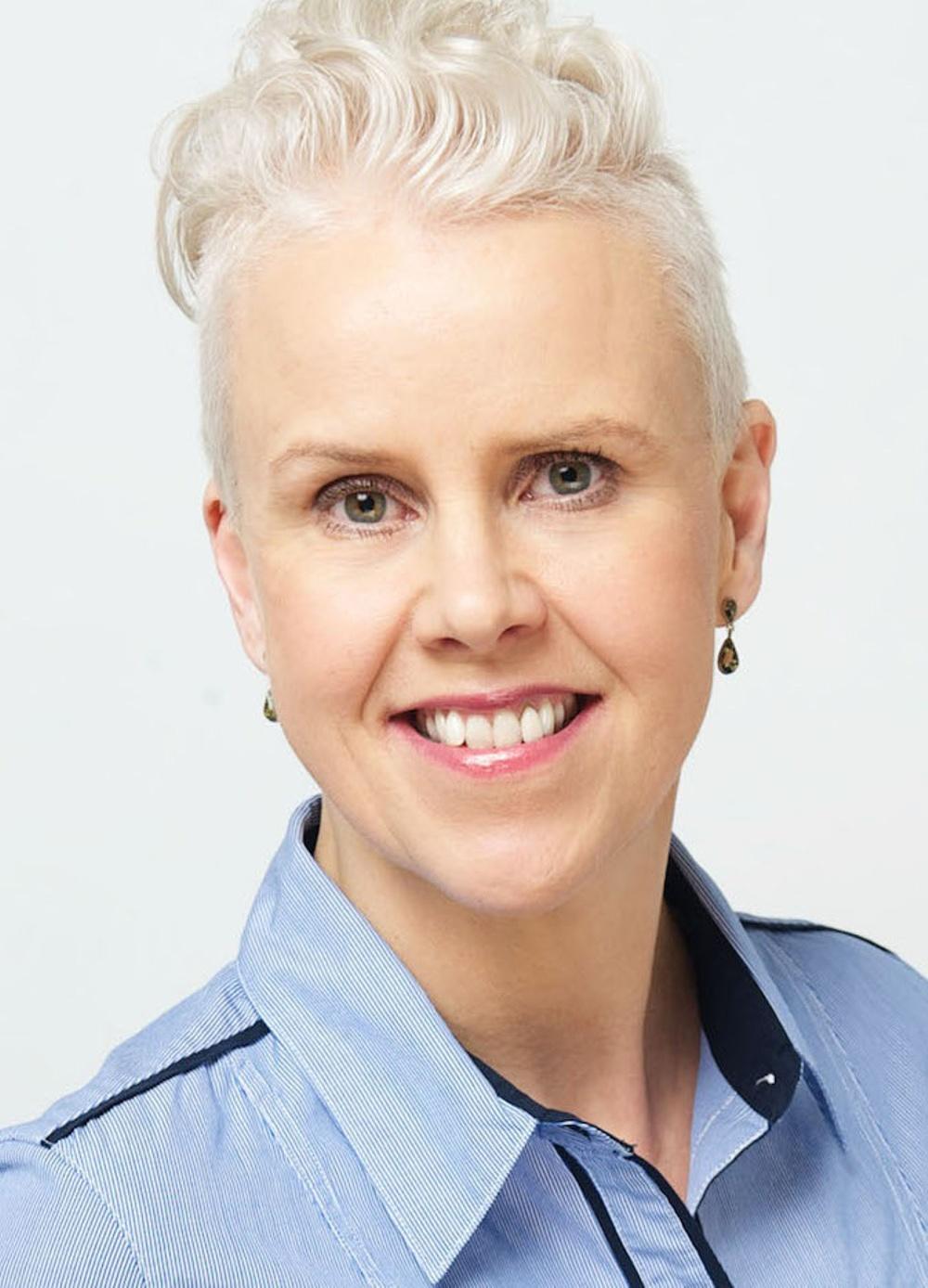 Anna-Karin Santonen Öjerskog, HR-chef på Skogssällskapet.
