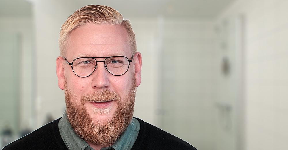 Jonas Stenmark, Försäljningschef PreBad AB