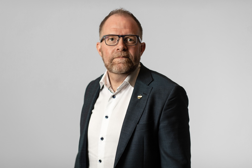 Anders Billström, ordförande BK Häcken.