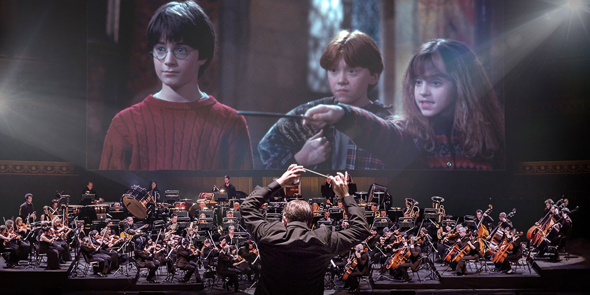 Relive the magic of Harry Potter and the Sorcerer's Stone in concert this September