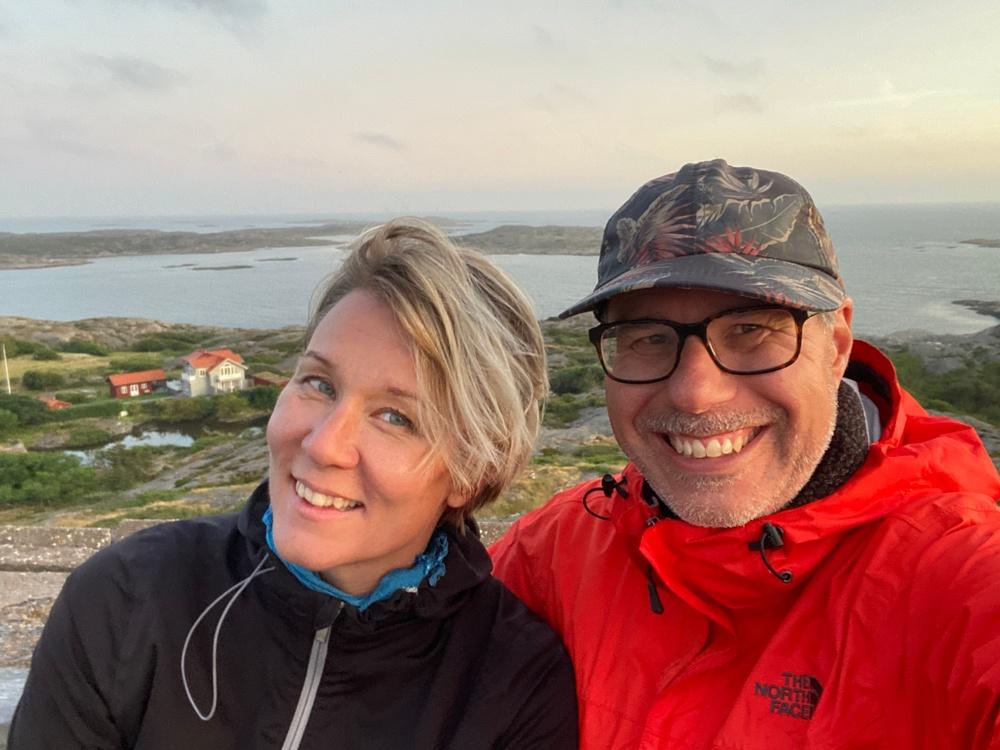 Författarbild: Anna W Thorbjörnsson & Marko T Wramén