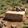 Tighedouine Cemetery, Gravestone (Tighedouine, Morocco, 2010)