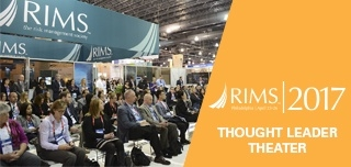Thought Leader Theater, RIMS 2017