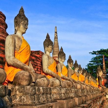 Incredible Vietnam & Thailand ends Bangkok