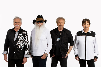 BT - The Oak Ridge Boys - September 11, 2020, doors 6:30pm
