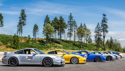 Ridge Motorsports Park - Porsche Club PNW Region HPDE - Photo 190