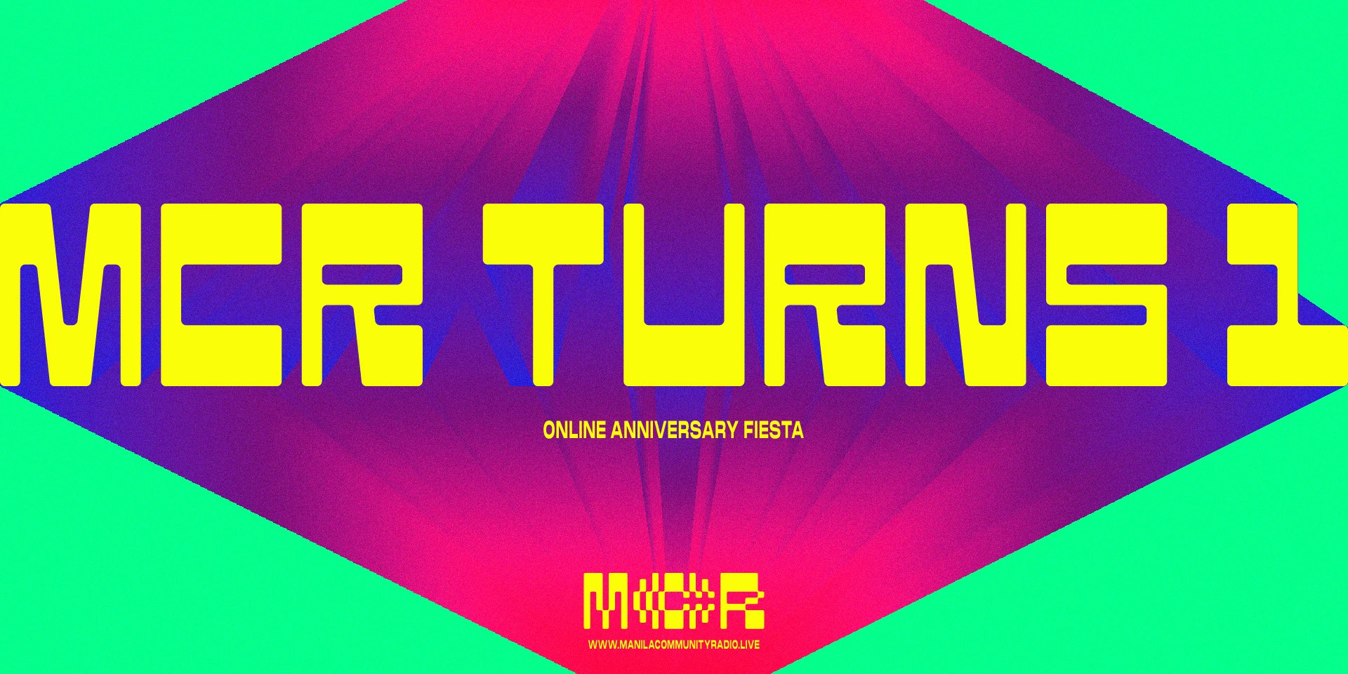Manila Community Radio celebrates its first anniversary with online 'fiesta' featuring BuwanBuwan Collective, UNKNWN, Raymund Marasigan, and more