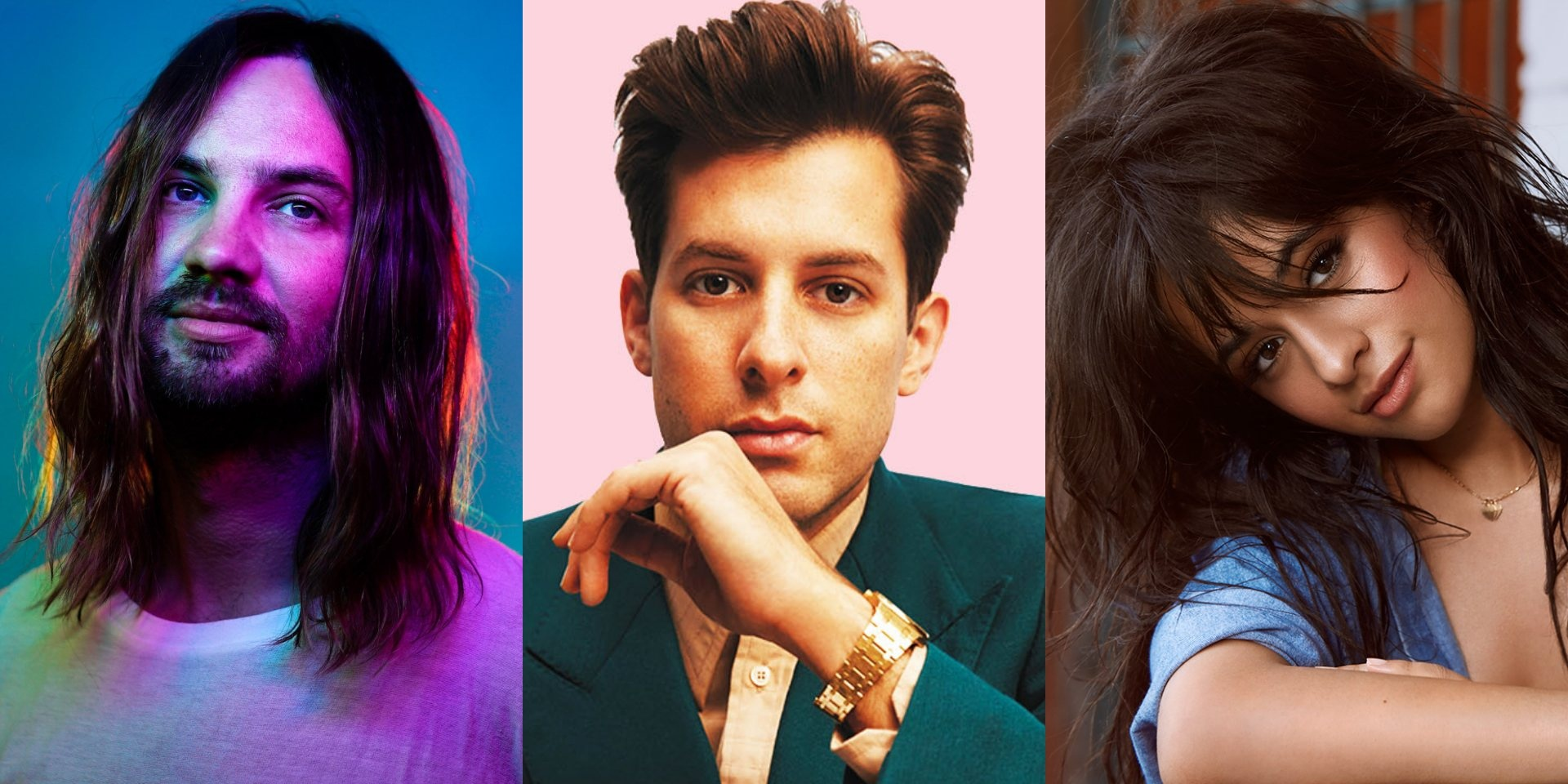 Mark Ronson releases new song 'Find U Again feat. Camila Cabello', co-written by Tame Impala's Kevin Parker – listen