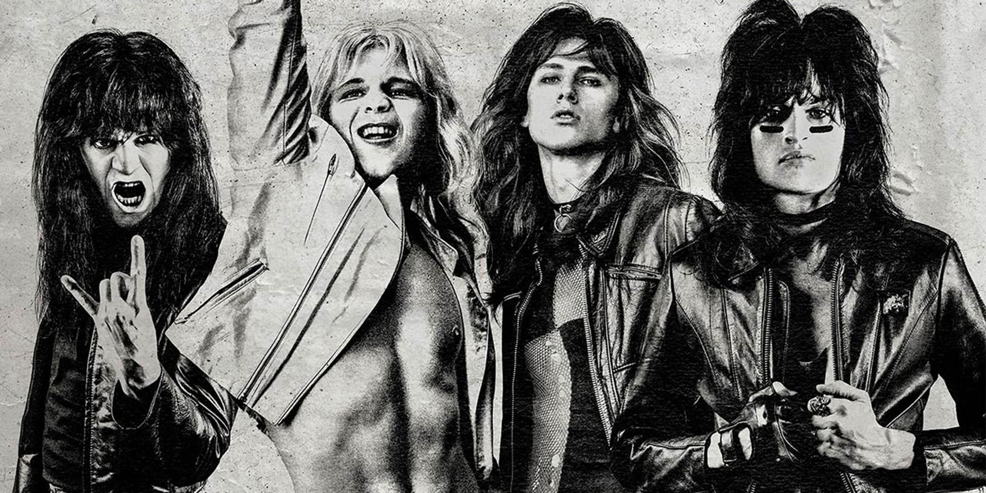 The first trailer for Machine Gun Kelly's Mötely Crüe movie is here – watch
