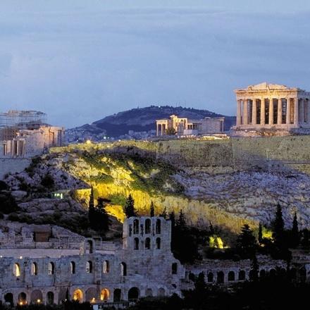 Greece Rail Tour